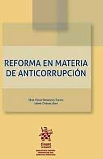 REFORMA EN MATERIA DE ANTICORRUPCION      (+EBOOK)