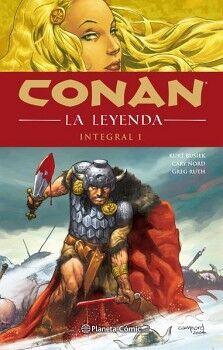 CONAN VOL.1 -LA LEYENDA-                  (INTEGRAL/EMPASTADO)
