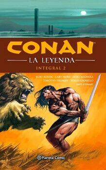 CONAN VOL.2 -LA LEYENDA-                  (INTEGRAL/EMPASTADO)
