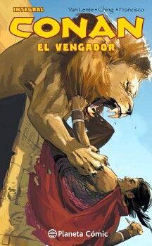 CONAN -EL VENGADOR-                       (INTEGRAL/EMPASTADO)