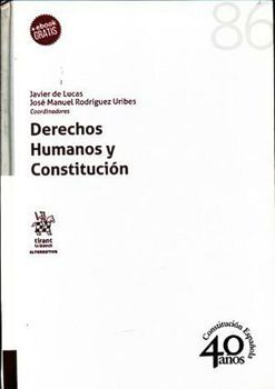 DERECHOS HUMANOS Y CONSTITUCION           (C/EBOOK/EMPASTADO)