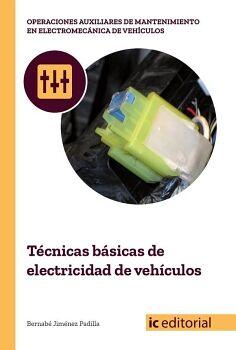 TÉCNICAS BÁSICAS DE ELECTRICIDAD DE VEHÍCULOS