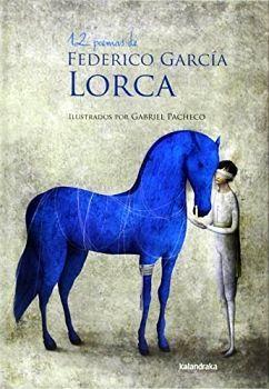 12 POEMAS DE FEDERICO GARCIA LORCA        (EMPASTADO)