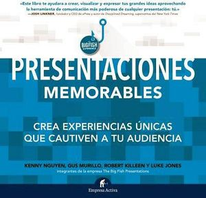 PRESENTACIONES MEMORABLES -CREA EXPERIENCIAS UNICAS QUE TE CAUTIV