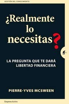 REALMENTE LO NECESITAS?                (GESTION DEL CONOCIMIENTO)