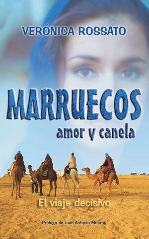 MARRUECOS, AMOR Y CANELA