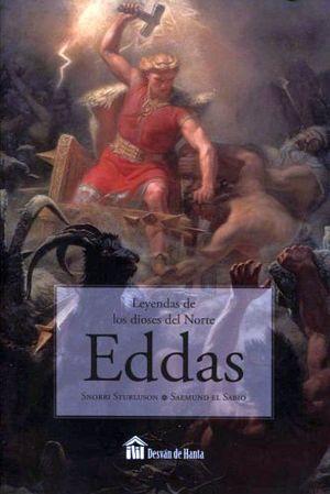 LEYENDAS DE LOS DIOSES DEL NORTE EDDAS (DESVAN DE HANTA)