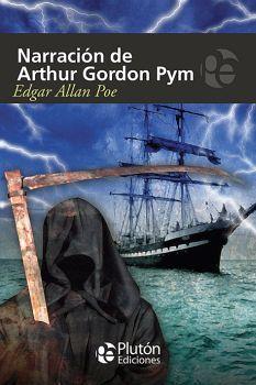 NARRACION DE ARTHUR GORDON PYM            (COL. MISTERIO)