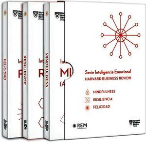 PAQUETE SERIE INTELIGENCIA EMOCIONAL DE HBR (C/3 LIBROS)