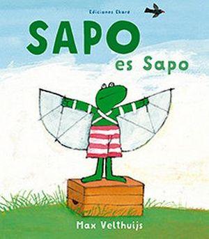 SAPO ES SAPO                         (EMPASTADO)