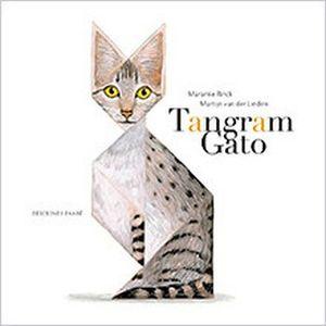 TANGRAM GATO                         (INCLUYE TANGRAM/EMPASTADO)