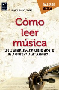 COMO LEER MUSICA                       (REDBOOK/TALLER DE MUSICA)