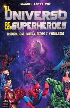 UNIVERSO DE LOS SUPERHEROES, EL                         (REDBOOK)
