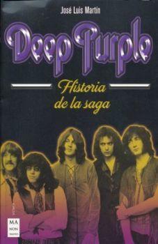 DEEP PURPLE -HISTORIA DE LA SAGA-