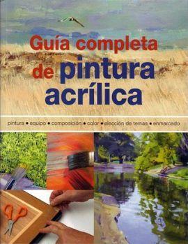 GUIA COMPLETA DE PINTURA ACRILICA
