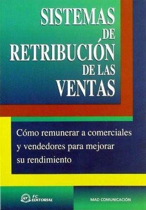 SISTEMAS DE RETRIBUCION DE LAS VENTAS