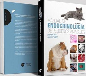 MANUAL DE ENDOCRINOLOGIA DE PEQUEÑOS ANIMALES 2ED
