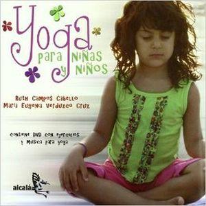 YOGA PARA NIÑAS Y NIÑOS  C/DVD