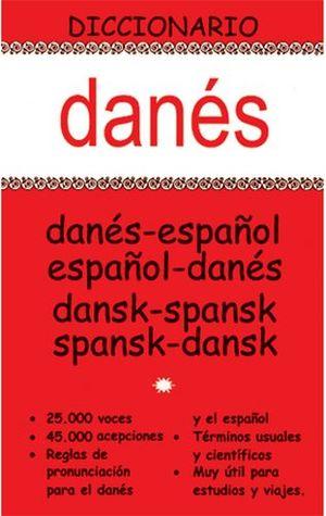 DICCIONARIO DANES  (DANES-ESPAÑOL ESPAÑOL-DANES)