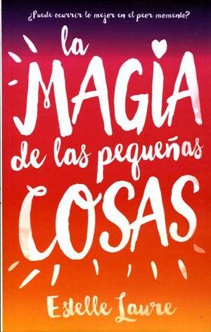 MAGIA DE LAS PEQUEÑAS COSAS, LA