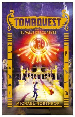 TOMBQUEST -EL VALLE DE LOS REYES- (LIBRO 3/EMP.)