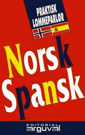 GUIA PRACTICA DE CONVERSACION -NORSK/SPANSK-