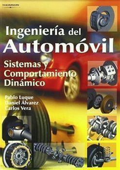 INGENIERIA DEL AUTOMOVIL -SIST. Y COMPORTAMIENTO DINAMICO-
