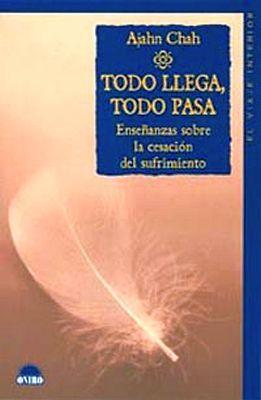 TODO LLEGA, TODO PASA