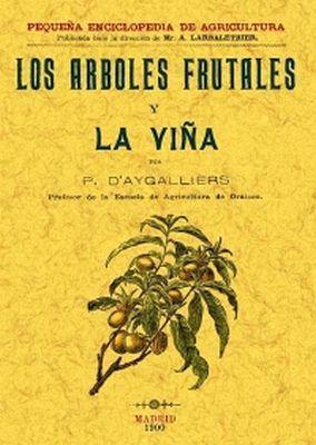 ARBOLES FRUTALES Y LA VIÑA