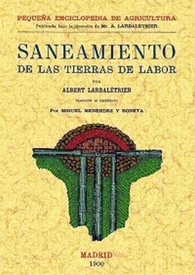 SANEAMIENTO DE LAS TIERRAS DE LABOR