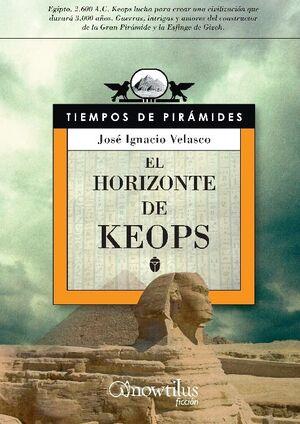 EL HORIZONTE DE KEOPS