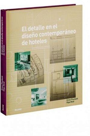 DETALLE EN EL DISEÑO CONTEMPORANEO DE HOTELES