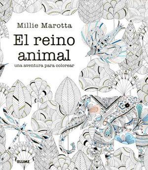 REINO ANIMAL, EL -UNA AVENTURA P/COLOREAR-
