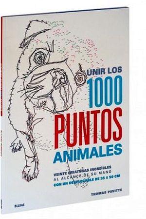 UNIR LOS 1000 PUNTOS -ANIMALES-