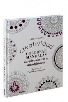 CREATIVIDAD -COLOREAR MANDALAS INSPIRADOS EN EL MINDFULNESS-