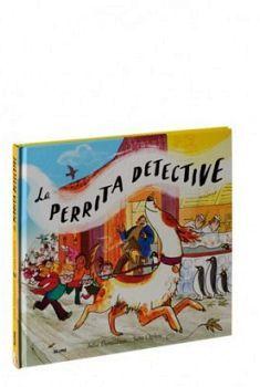 PERRITA DETECTIVE, LA (EMPASTADO)