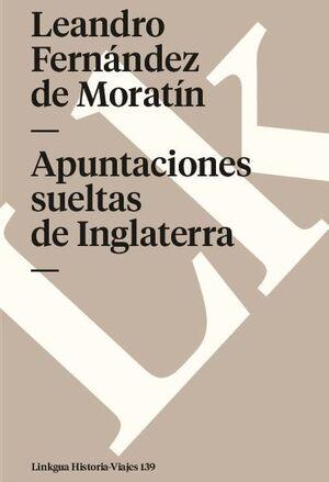 APUNTACIONES SUELTAS DE INGLATERRA