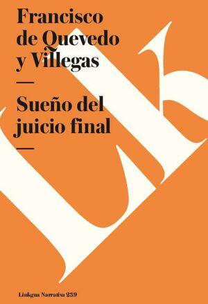 SUEÑO DEL JUICIO FINAL