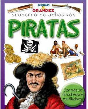 PIRATAS                  (CUAD. DE ADHESIVOS)