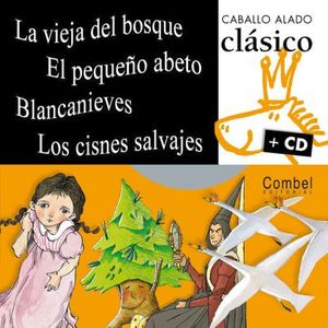 CABALLO ALADO CLASICO C/CD (VIEJA/PEQUEÑO/BLANCA/CISNES)