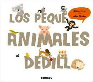 PEQUE ANIMALES AL DEDILLO, LOS