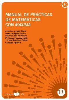 MANUAL DE PRÁCTICAS DE MATEMÁTICAS CON MAXIMA