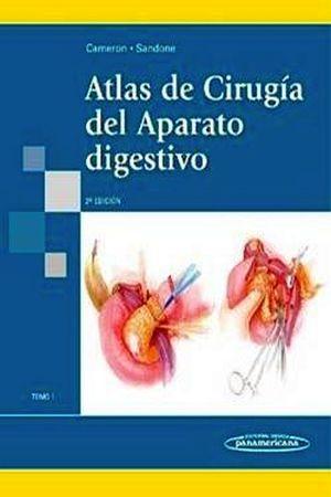ATLAS DE CIRUGIA DEL APARATO DIGESTIVO T1 2ED.   (2009)