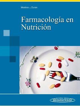 FARMACOLOGIA EN NUTRICION