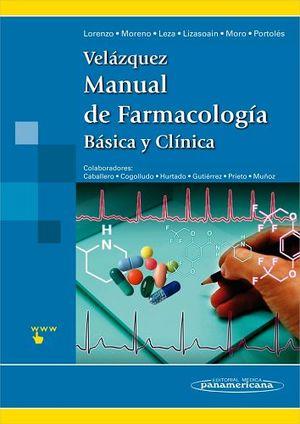 MANUAL DE FARMACOLOGIA BASICA Y CLINICA -SITIO WEB-
