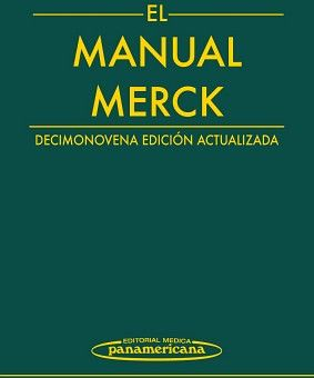 MANUAL MERCK, EL 19ED