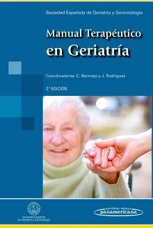 MANUAL TERAPEUTICO GERIATRIA 2ED.