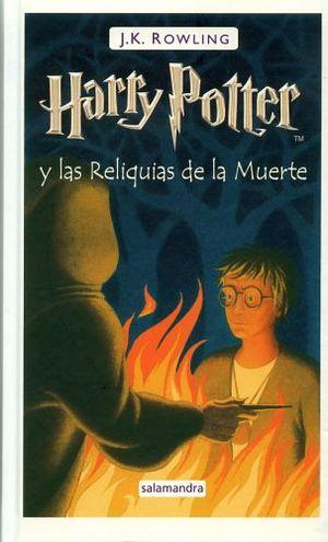 HARRY POTTER Y LAS RELIQUIAS DE LA MUERTE (EMPASTADO)