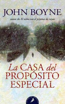 CASA DEL PROPOSITO ESPECIAL, LA (LETRAS DE BOLSILLO)