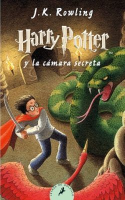 HARRY POTTER Y LA CAMARA SECRETA          (LETRAS DE BOLSILLO)